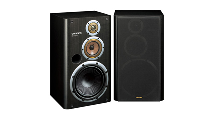 3 Way Bass Reflex Speaker System